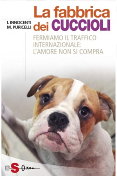 libro fabbriche di cuccioli
